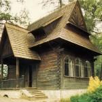 chata żeromskiego